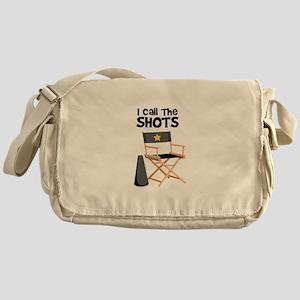 I Call the Shots Messenger Bag