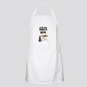 I Call the Shots Apron