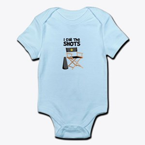 I Call the Shots Body Suit