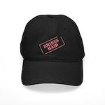 Bridesmaid Stamp Black Cap