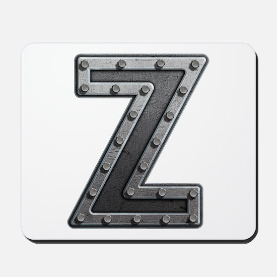 Z Metal Mousepad
