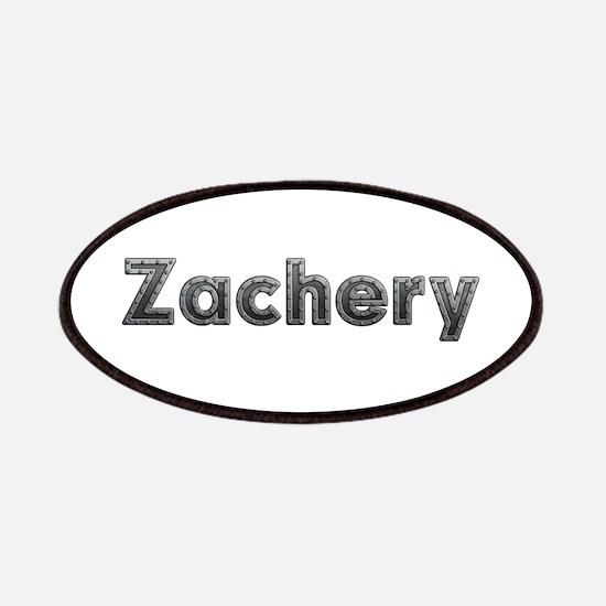 Zachery Metal Patch