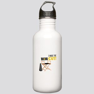 I Made the Cut Water Bottle