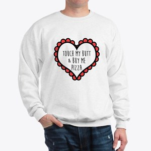 Pizza Love Sweatshirt