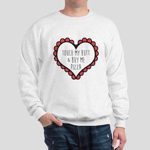 Pizza Love Sweatshirt