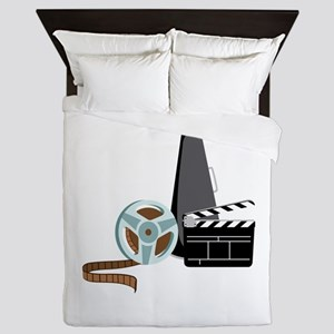 Hollywood Film Movie Queen Duvet
