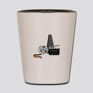 Hollywood Film Movie Shot Glass