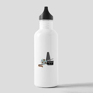 Hollywood Film Movie Water Bottle