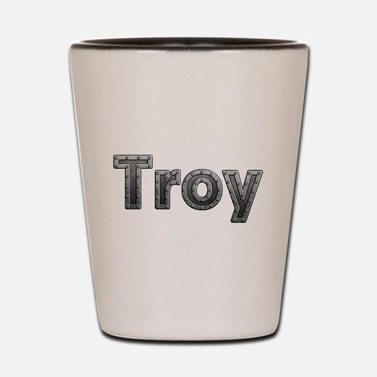 Troy Metal Shot Glass