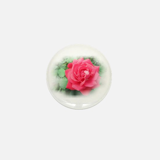 Visions Of Pink Mini Button