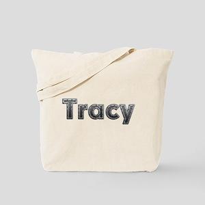 Tracy Metal Tote Bag
