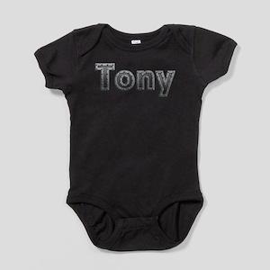 Tony Metal Baby Bodysuit