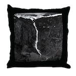 Avalanch Lake Throw Pillow