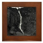 Avalanch Lake Framed Tile