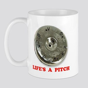 PITCH PIPE Mug