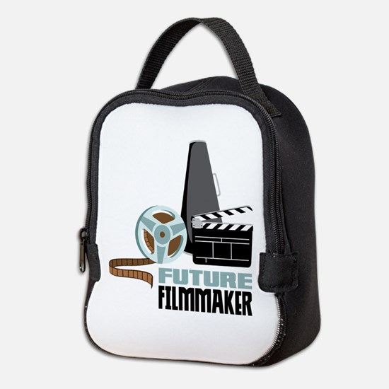 Future Filmmaker Neoprene Lunch Bag