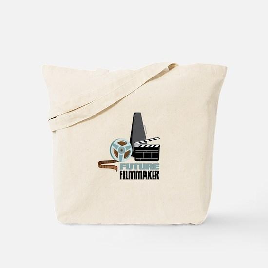 Future Filmmaker Tote Bag