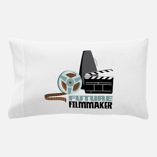 Future Filmmaker Pillow Case