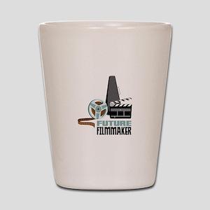 Future Filmmaker Shot Glass