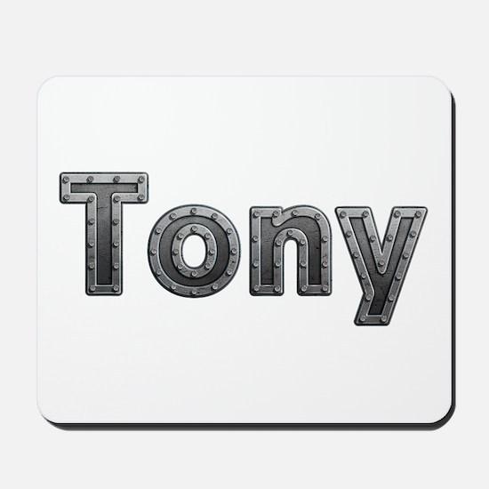 Tony Metal Mousepad