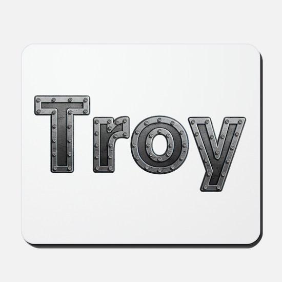 Troy Metal Mousepad