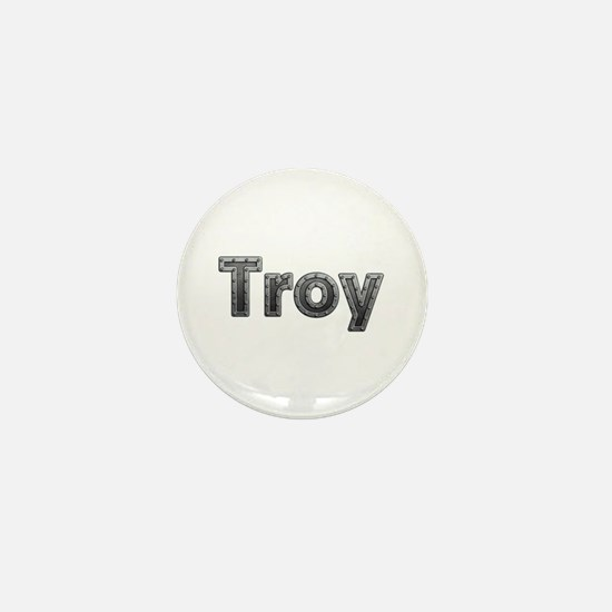 Troy Metal Mini Button