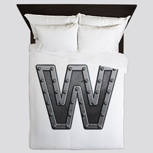 W Metal Queen Duvet