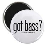 got bass? Magnet