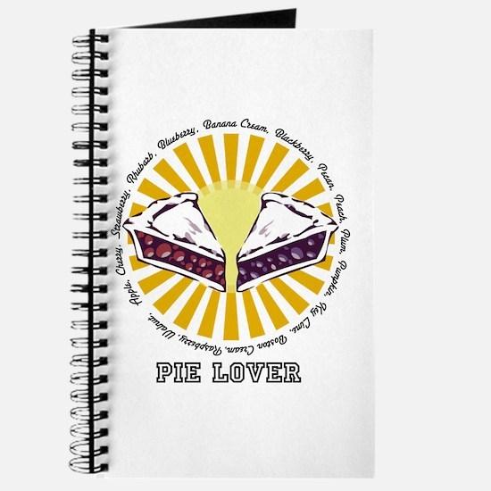 Pie Lover Journal
