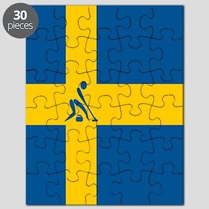 Team Curling Sweden Puzzle