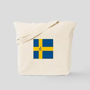 Team Curling Sweden Tote Bag