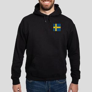 Team Curling Sweden Hoodie (dark)