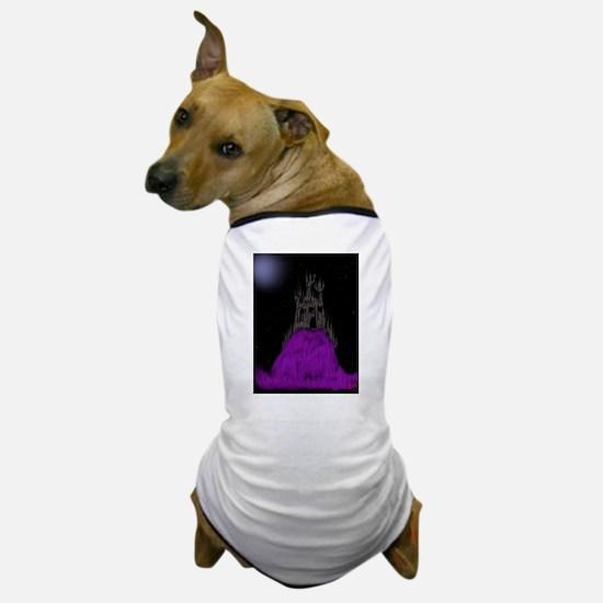 FAIRY MAGIC CASTLE BY TIA KNIGHT Dog T-Shirt