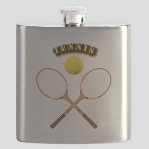Sports - Tennis Flask