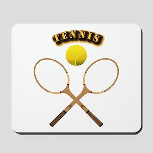 Sports - Tennis Mousepad