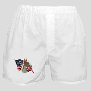 Ibizan Flag Boxer Shorts