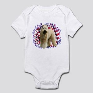 Wheaten Patriot Infant Bodysuit