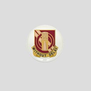 DUI - 25th Support Battalion Mini Button