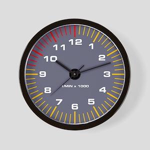 Porsche Carrera Gt Wall Clock