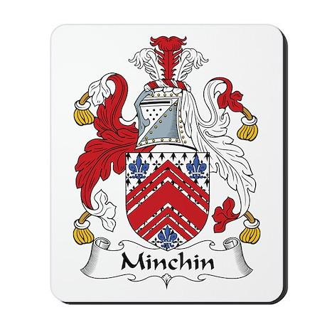 Minchin Mousepad