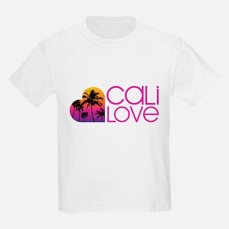 Cali Love #1 Kids Light T-Shirt