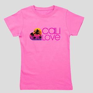 Cali Love #1 Girl's Tee