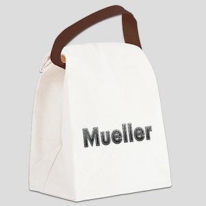 Mueller Metal Canvas Lunch Bag