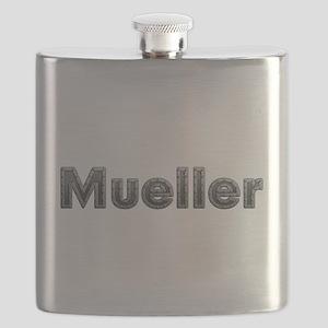 Mueller Metal Flask
