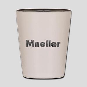 Mueller Metal Shot Glass
