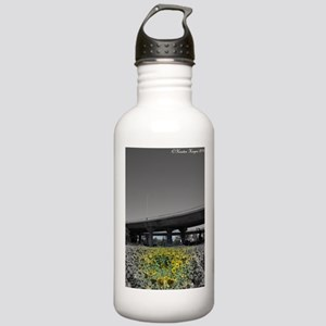 Life In The City Sport Stainless Water Bottle 1.0L