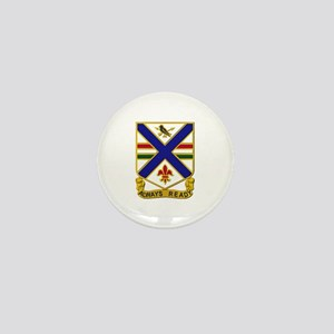 DUI - 130th Infantry Regt Mini Button