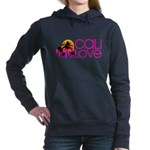 Cali Love #1 Hooded Sweatshirt