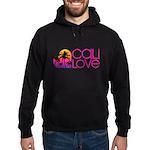 Cali Love #1 Hoodie (dark)