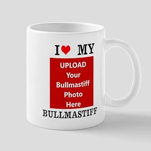 Bullmastiff-Love My Bullmastiff-Personalized Mugs